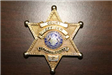 Venango County Court Officer badge
