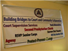 Building Bridges to Court and Community Collaboration banner