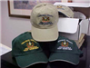 A display of Venango County caps