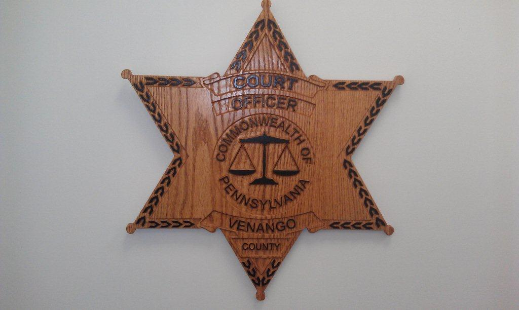 Court Officer Venango County